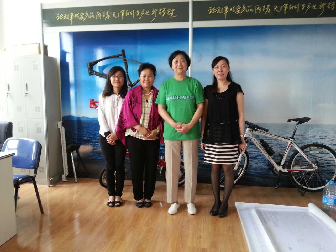 天津武清自行车王国图片